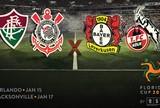 Corinthians e Fluminense conhecem tabela de quandrangular nos EUA