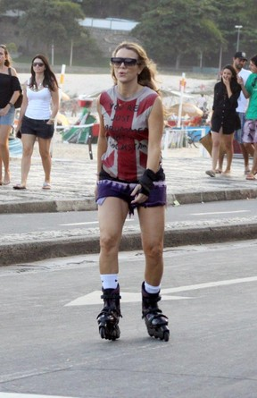 Christine Fernandes (Foto: J.Humberto / AgNews)