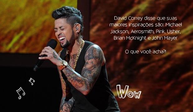 David Correy (Foto: Divulgação)