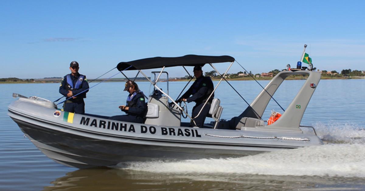 Delegacia Fluvial apreende 21 embarcações em Pres. Epitácio - Globo.com