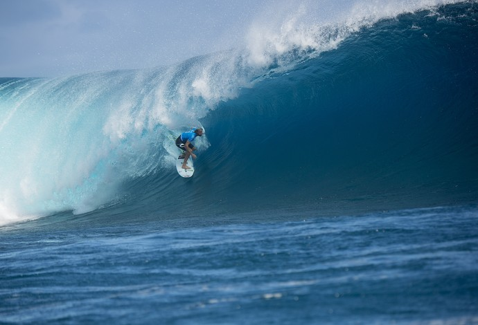 Owen Wright campeão etapa Fiji mundial de surfe (Foto: WSL / Kirstin)