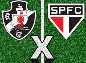 Vasco x SP (Foto: Reprodução / Internet)