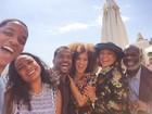 Will Smith reúne elenco do seriado 'Um Maluco no Pedaço' após 20 anos
