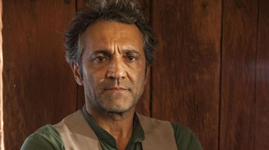 Domingos Montagner, ator da TV Globo (Foto: Divulgação)