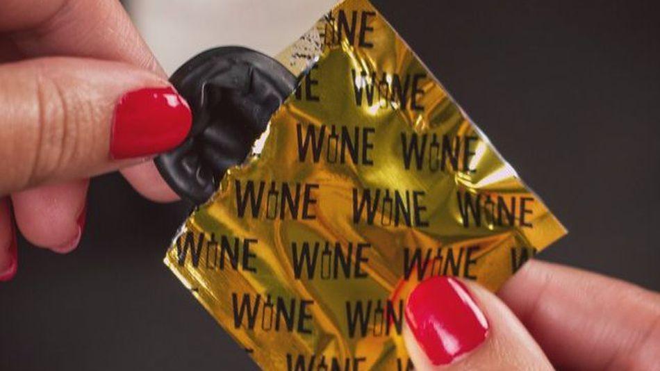 Camisinha de vinho (Foto: Divulgação)