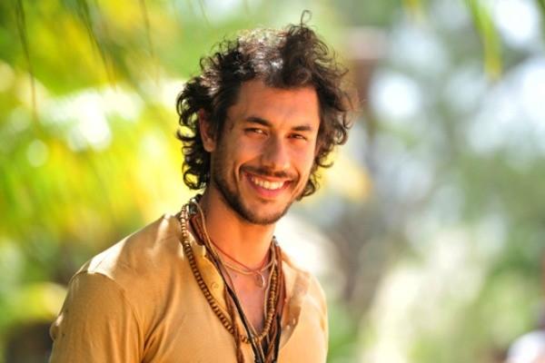 José Henrique Ligabue vive Lino na nova novela das seis (Foto: TV Globo / João Miguel Júnior)