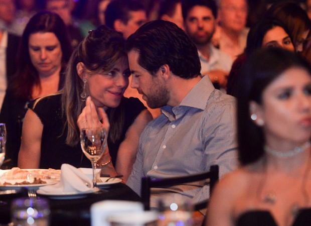 Daniella Cicarelli e Guilherme Menge (Foto: Francisco Cepeda/AgNews)