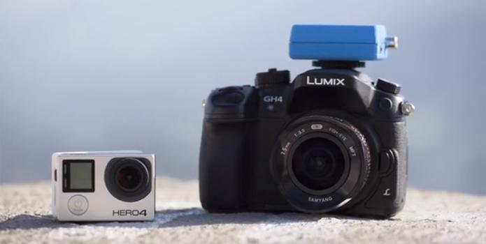 SteadXP pode ser usado com vários tipos de câmeras (Foto: Divulgação/Stead XP)