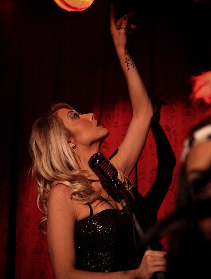 Luiza Possi afirma que seu novo álbum está mais coerente com quem ela é atualmente (Foto: Tatynne Lauria/Gshow)