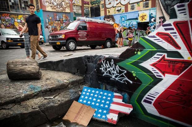 5pointz, em Nova York, é considerado a meca do grafite mundial (Foto: Reprodução/Flickr)