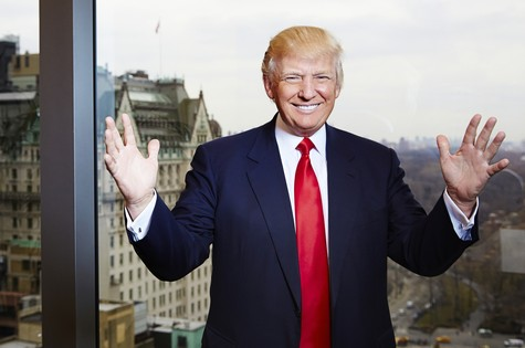 Donald Trump (Foto: Dan Hallman/AP)