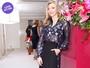 Look do dia: Natalie Dormer aposta na transparência em semana de moda