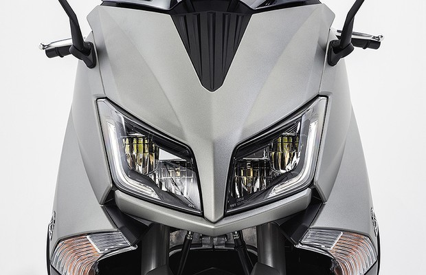 Yamaha T-Max 2016 (Foto: Yamaha)