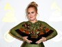 Adele supera Beyoncé e é a grande vencedora do Grammy 2017; veja lista