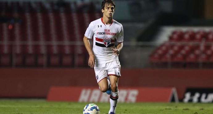 Rodrigo Caio São Paulo (Foto: Rubens Chiri /  Site oficial SPFC)