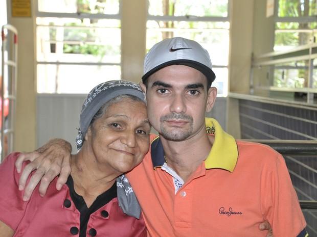 Transplante dominó salvou duas vidas no Hospital Walter Cantídio (Foto: Walter Cantídio/Divulgação)