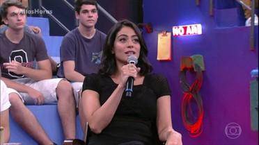 Carol Castro fala sobre sua primeira gravidez