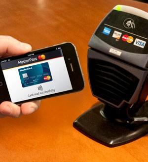 Nova versão da 'carteira digital' MasterPass, da MasterCard, para pagamentos pelo celular. (Foto: Divulgação)