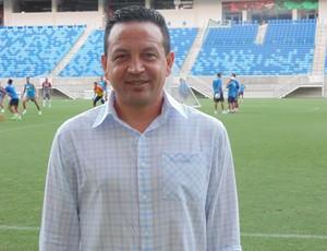 Paulinho Kobayashi - ídolo do América-RN (Foto: Carlos Arthur da Cruz/GloboEsporte.com)