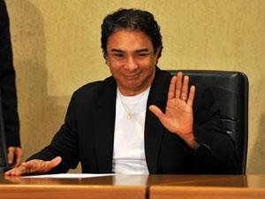 O ex-secretário do Distrito Federal Durval Barbosa, delator do mensalão do DEM (Foto: Marcello Casal Jr./agência Brasil)