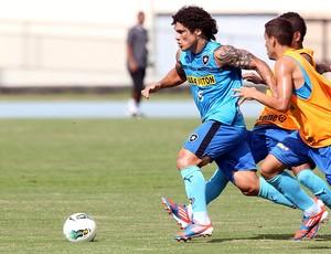 Marcio Azevedo, Botafogo  (Foto: Ivo Gonzalez / Agência O Globo)