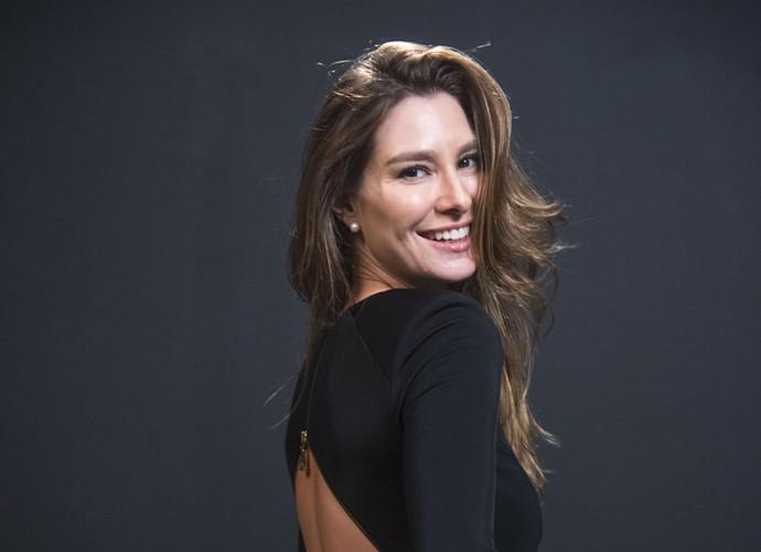Lavínia Vlasak foi a primeira vencedora da categoria Atriz Revelação do Melhores do Ano (Foto: Renato Rocha Miranda/TV Globo)
