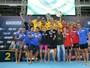 Brasil é tricampeão do Raia Rápida na despedida da piscina olímpica do Rio