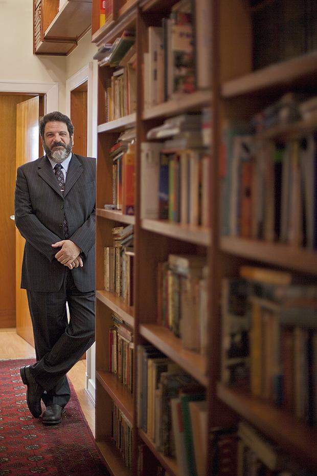 Mário Sérgio Cortella (Foto: Marcos Camargo/Editora Globo)