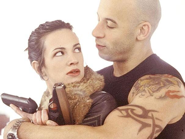 """Vin Diesel estrela o filme """"Triplo X"""" (Foto: Divulgação / Reprodução)"""