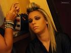 Veja fotos dos bastidores do ensaio da ex-BBB Marien para o Paparazzo