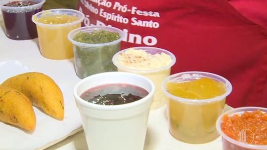 'Mais Diário' deste sábado (27) mostrou as comidas típicas da Festa do Divino