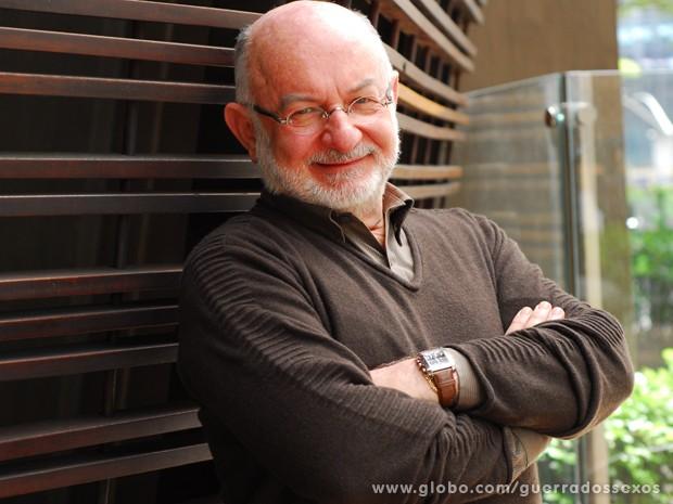 Silvio de Abreu: 'Tenho certeza que os que acompanharam a novela se deliciaram' (Foto: Guerra dos Sexos/TV Globo)