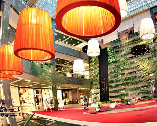 Rio Design Barra, com mais de 140 lojas com o melhor da moda e do design (Foto: Zee Nunes)