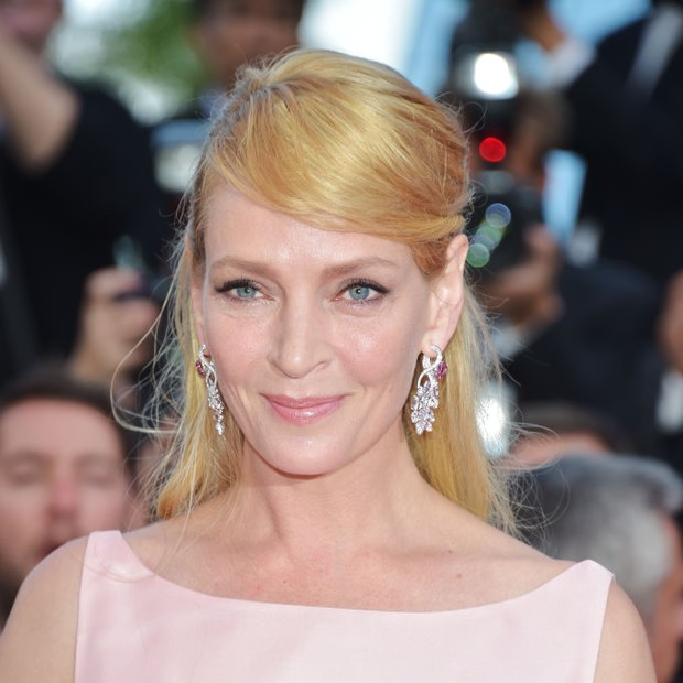 Uma Thurman em Cannes 2017 (Foto: Getty Images)