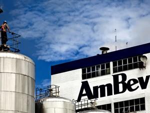 Ambev (Foto: Divulgação)