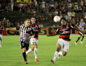 Campinense x Botafogo-PB, Rafael Aidar (Foto: Leonardo Silva/Jornal da Paraíba)