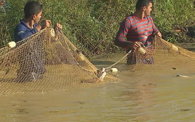 Reportagem destaca o crescimento do pescado no Acre. (Foto: Bom Dia Amazônia)
