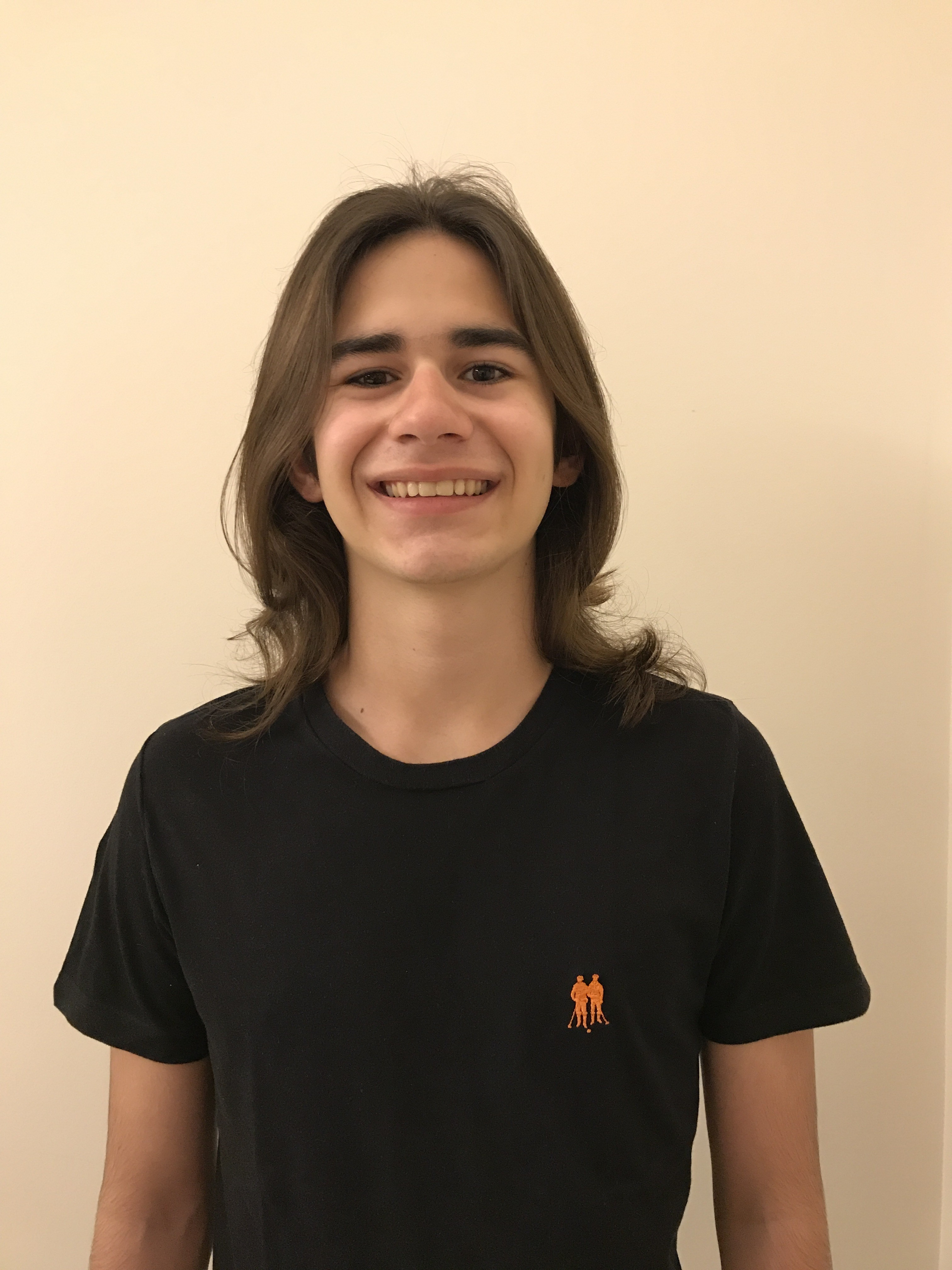Fernando Ribeiro de Senna - tem 17 anos, é de Jundiaí (SP) e cursa o 3º ano do ensino médio no colégio Leonardo Da Vinci (Foto: divulgação)