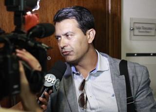 Rui Costa, diretor executivo do Grêmio (Foto: Diego Guichard)