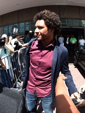 Willian Arão Seleção (Foto: André Durão)