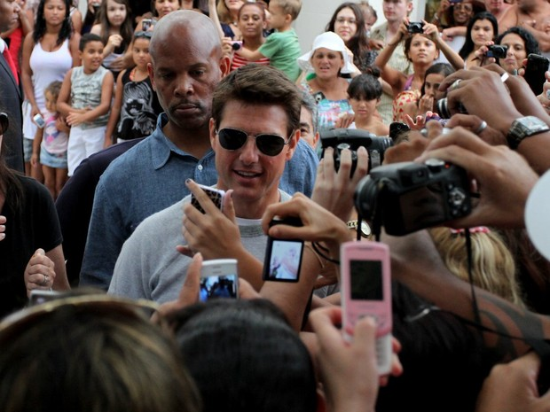 Tom Cruise (Foto: PhotoRioNews)