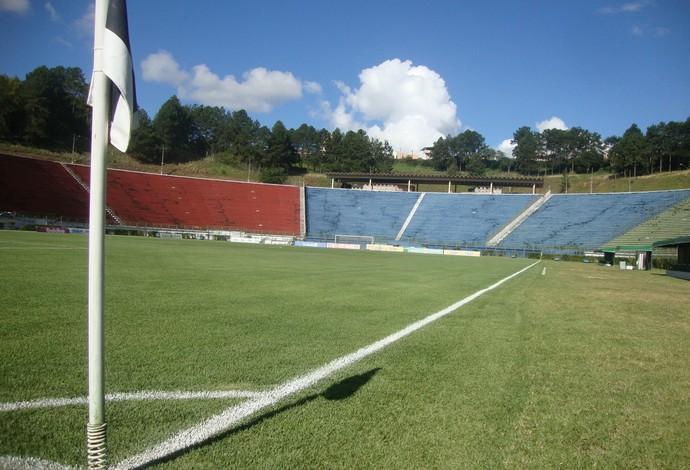 Estádio Municipal Radialista Mário Helênio 8 (Foto: Bruno Ribeiro)
