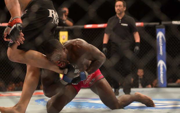 UFC Rio 5, Phil Davis x Glover Teixeira  (Foto: André Durão / Globoesporte.com)