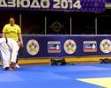 Com Rafaela Silva poupada, seleção faz primeiro treino em Chelyabinsk
