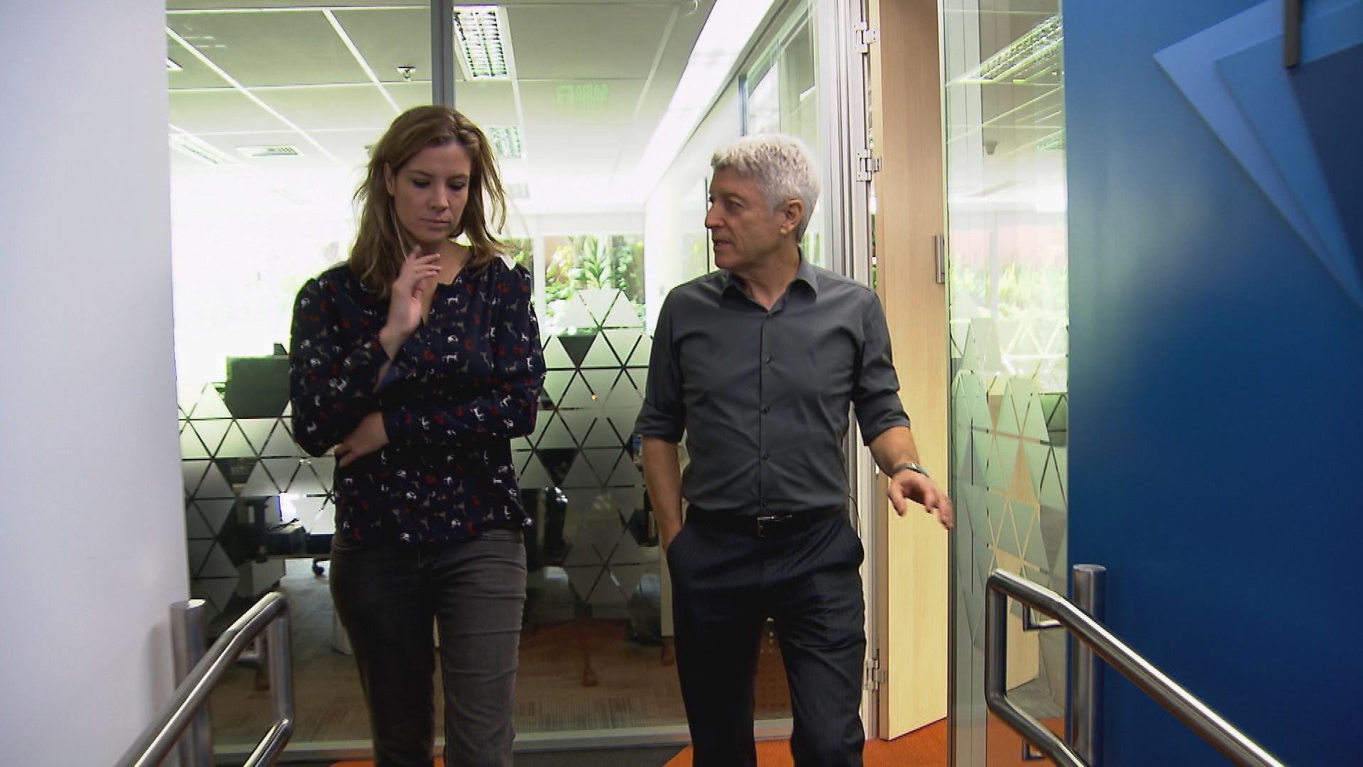Mariane Salerno também volta às telinhas do Profissão Repórter  (Foto: Divulgação/Globo)