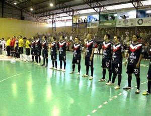 time Joinville futsal (Foto: Reprodução / Facebook Oficial)