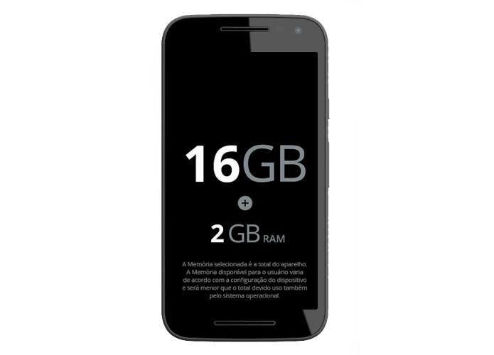 Moto G3 top de linha tem o dobro de RAM, mas não tem sinal de TV (Foto: Divulgação)