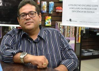 Professor Jorge Henrique Vieira Santos