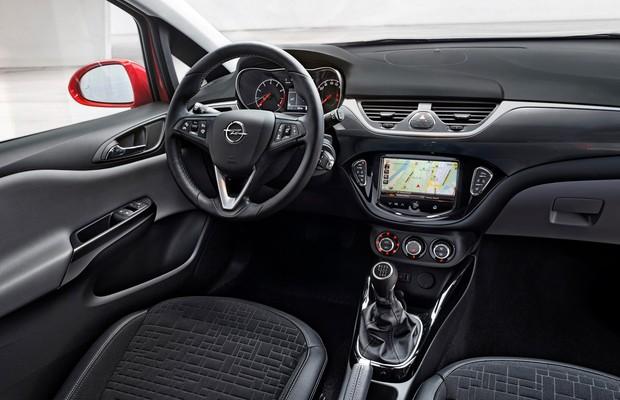 Opel Corsa 2015 (Foto: Divulgação )