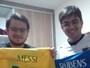 """Achamos! Após bombar nas redes sociais, """"Messi potiguar"""" curte fama"""